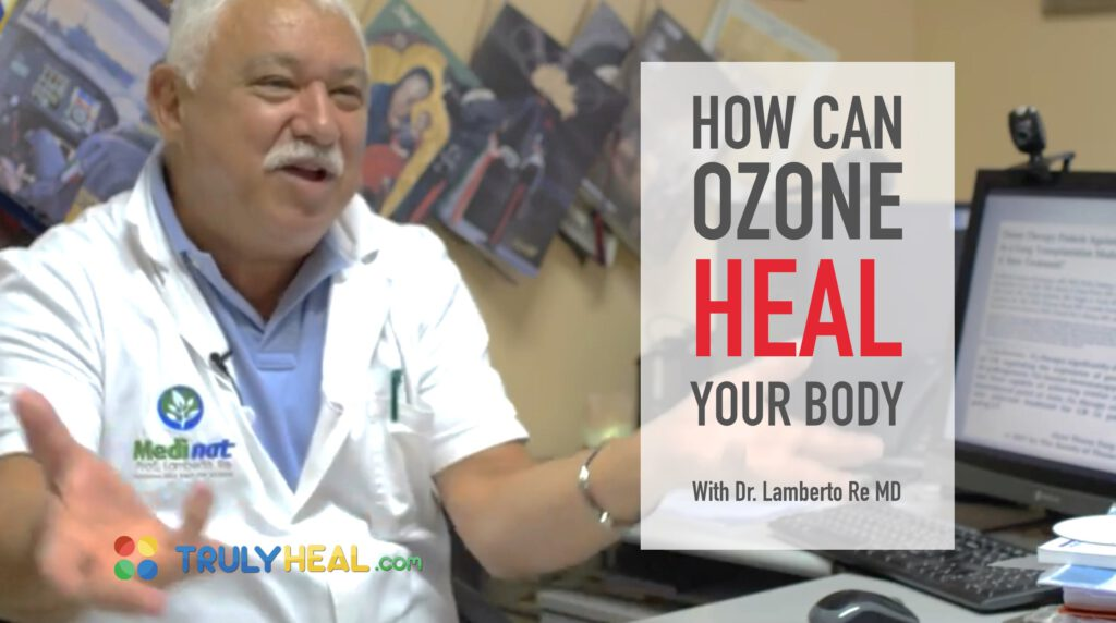 How Can Ozone Heal Your Body O3 Academy