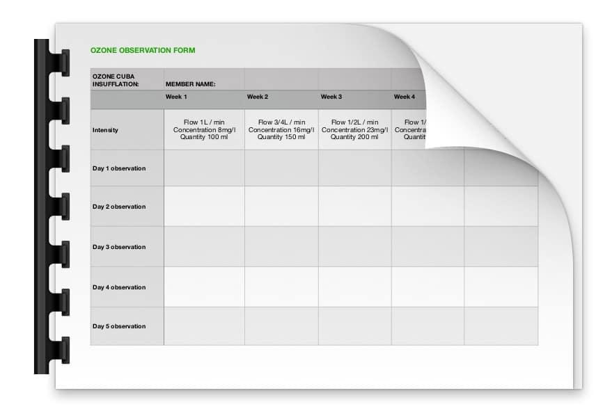 OZONE checklist thumbnail