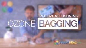 Ozone bagging