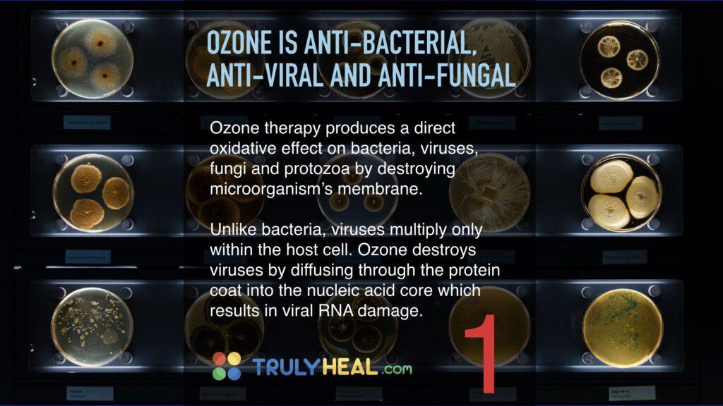 Ozone universal medicine.006