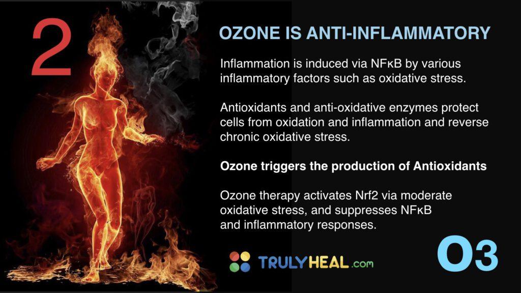 Ozone universal medicine.007