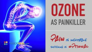 ozone as painkiller