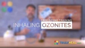 inhaling ozonites