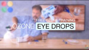 ozone eye drops